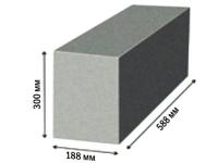 Пеноблоки D 600