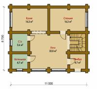 Дом SD-302