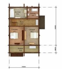 Дом SD-317