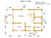 Дом SD-303
