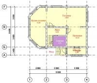 Дом SD-312