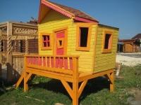 Детский комплекс Домик