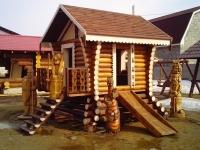 Детский комплекс Теремок