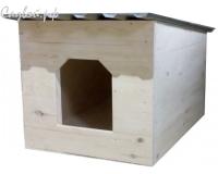 Будка - конура для собаки
