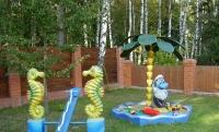 Детский комплекс Морские коньки