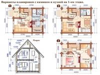 Дом - баня SDB-101