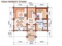 Дом - баня SDB-103